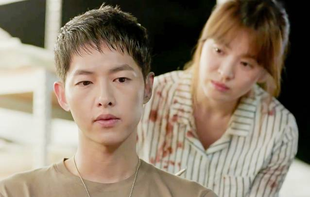 Descendants of the Sun 2016