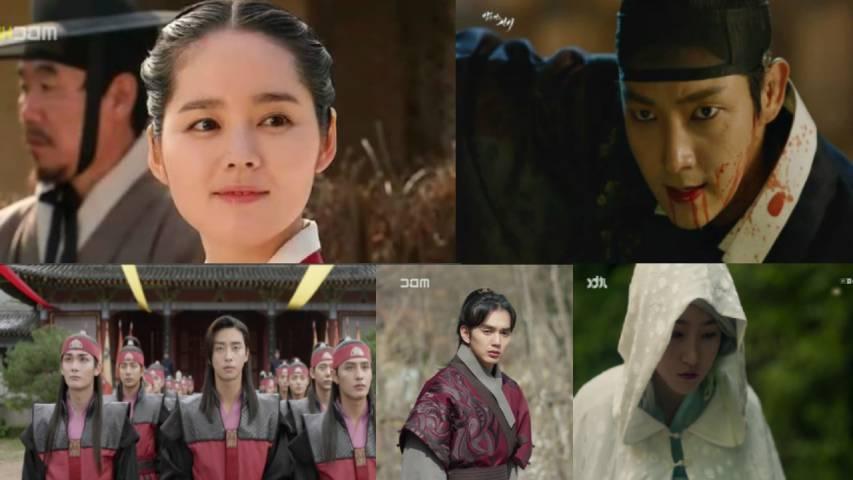Histocial korean drama