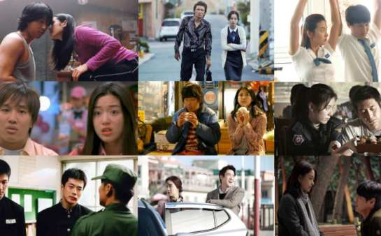 Romantic Korean Movies