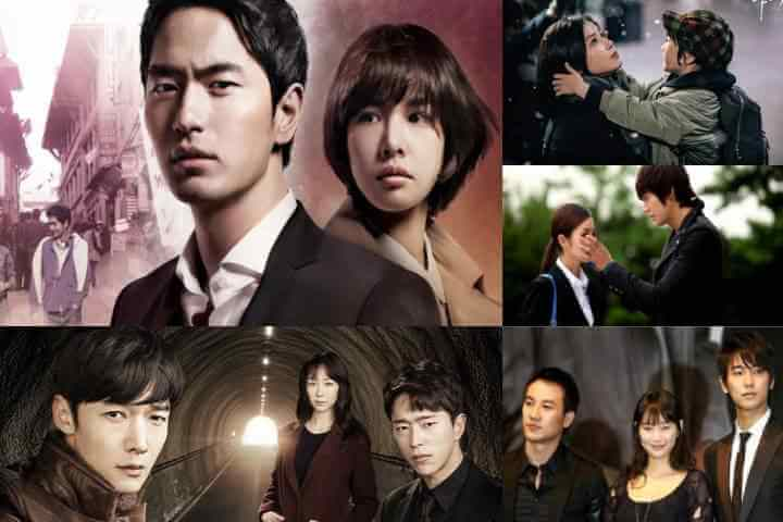 Crime Suspense Korean Dramas