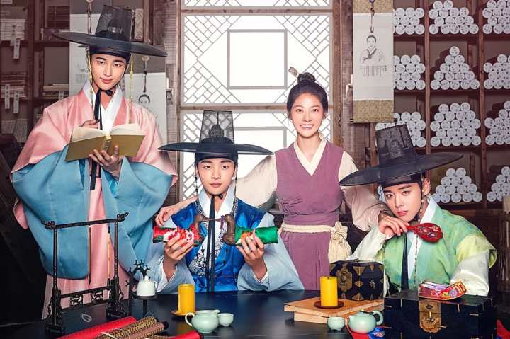 Joseon Marriage Agency
