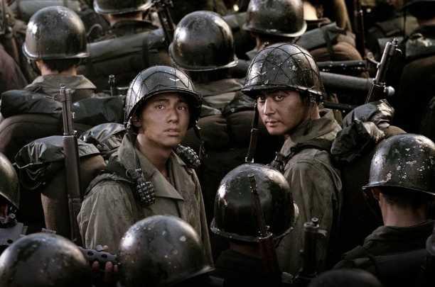 Taegukgi Korean Movie