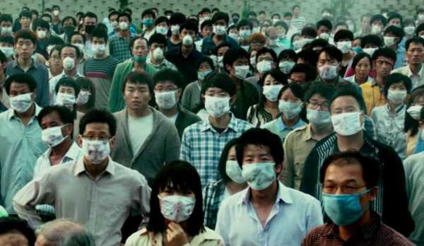 korean disaster movie, The Flu