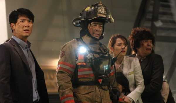 korean disaster movie, The Tower