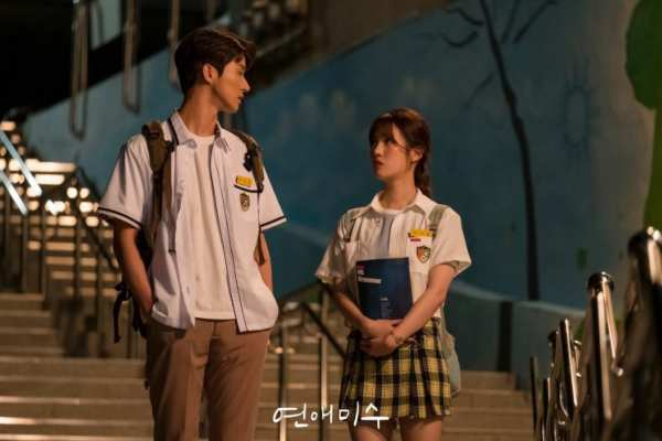 Failing in Love Korean Drama