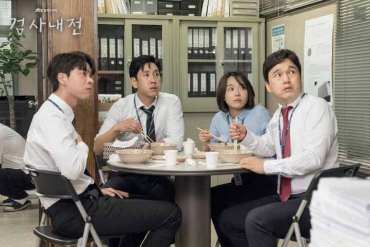 Diary of a Prosecutor 2019 Korean Drama
