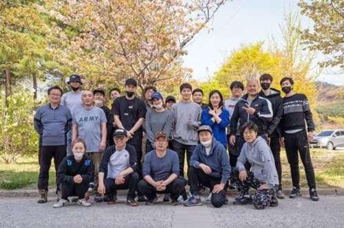 Forest Korean Drama 2020 Full Cast