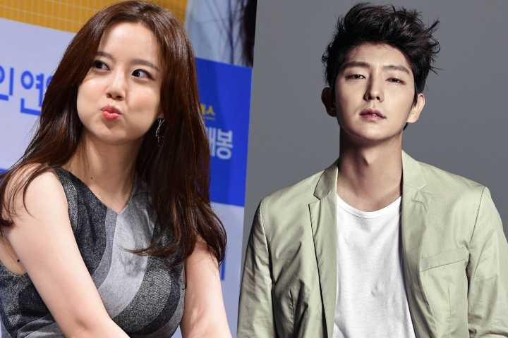 Moon Chae Won And Lee Joon Gi [2021]