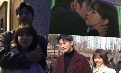 """watch:-seo-in-guk-and-park-bo-young-go-through-trial-and-error-filming-romantic-scenes-for-""""doom-at-your-service"""""""