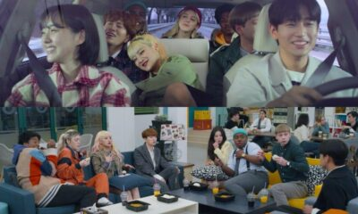 """watch:-got7's-youngjae,-(g)i-dle's-minnie,-han-hyun-min,-and-more-enjoy-wild-college-life-in-""""so-not-worth-it""""-main-teaser"""